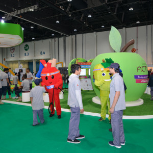 "Health & Fitness Fun Festival Starting With The Slogan ""Live Smart For A Healthy Heart"""