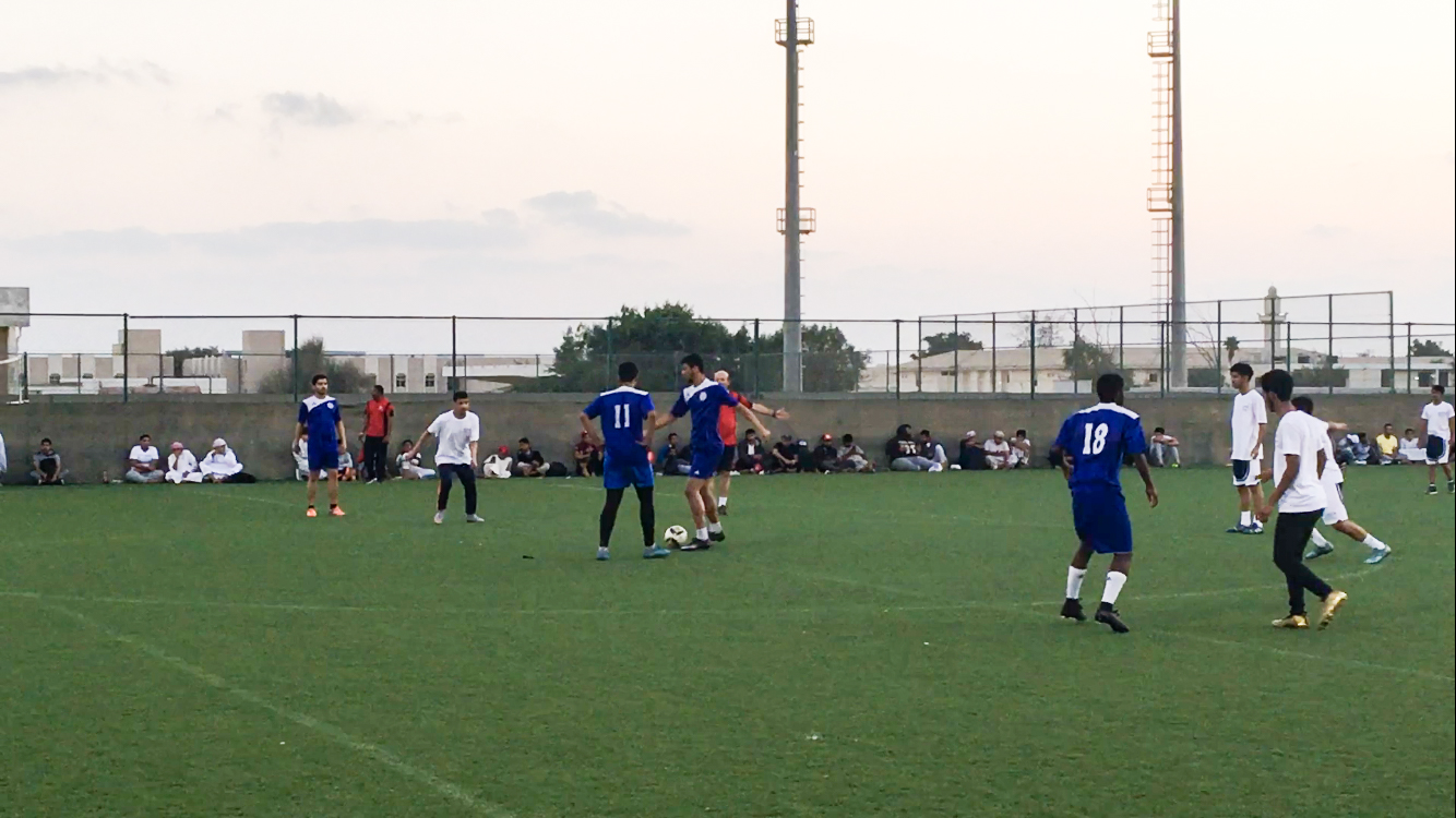 Friendly Football Match Between The VEDC And STS MBZ